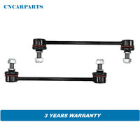 2pcs stabilizer Sway Bar link Anti Roll Bar Drop Links for Hyundai TUCSON KIA Sportage  55530-1F000 55530-2E100 55530-2E000