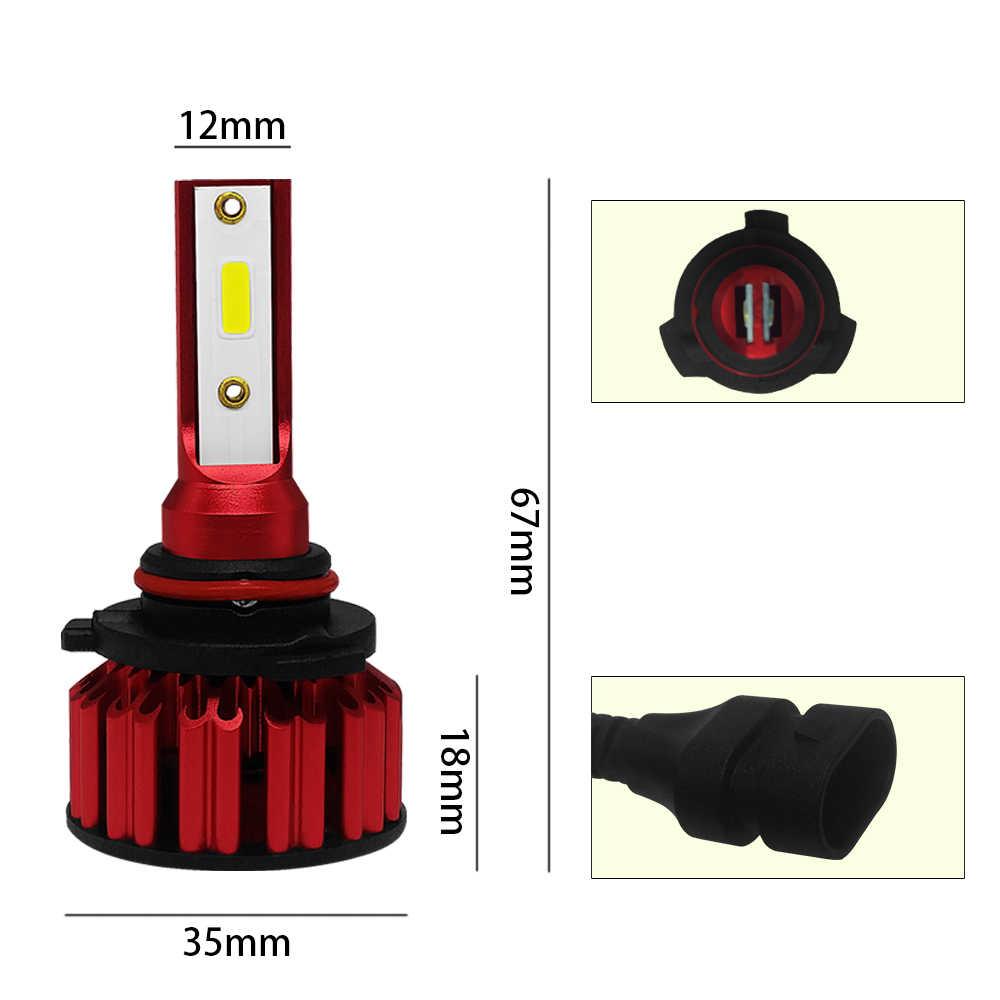 H4 H7 H11 9005 9006 LED Car Headlight Bulbs 200W 20000lm 12v 24v Auto Headlamp Fog Light Bulb
