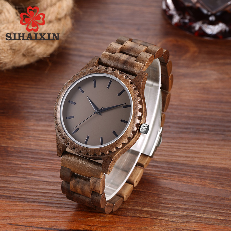 male wood watch 8