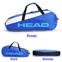 High Quality Tennis Bag Large Capacity Badminton Squash Tennis Rackets Backpack Outdoor Racquet Sports Training Handbag