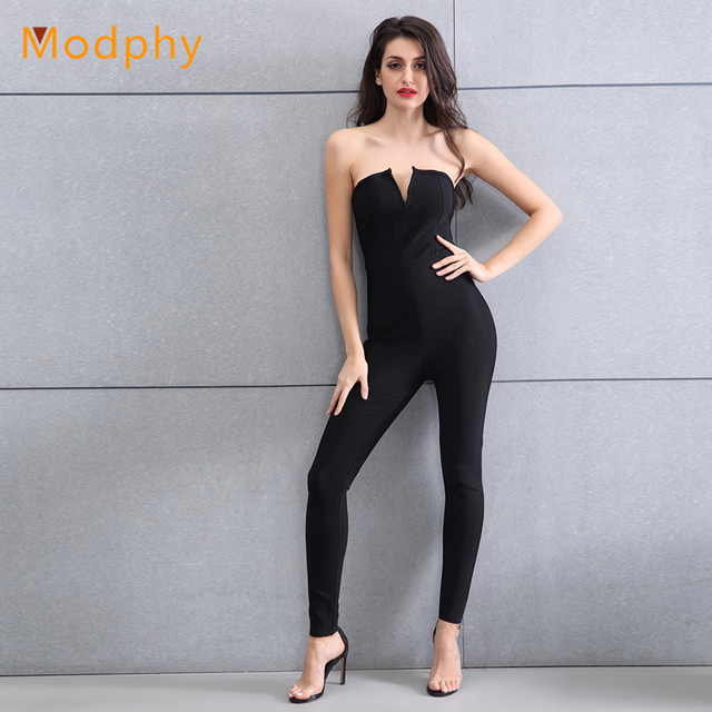 New Women Sexy Busty V Neck Full Length Off The Shoulder -7422