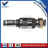 PC200 6 6D102 Excavator Main Relief Valve for Hydraulic Parts|valve|valve hydraulicvalve parts -