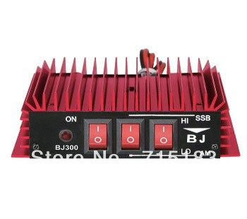 Power Amplifier 100W FM 150W AM 300W SSB 20-30MHZ BJ-300 Mini-size And High Power CB Amplifier