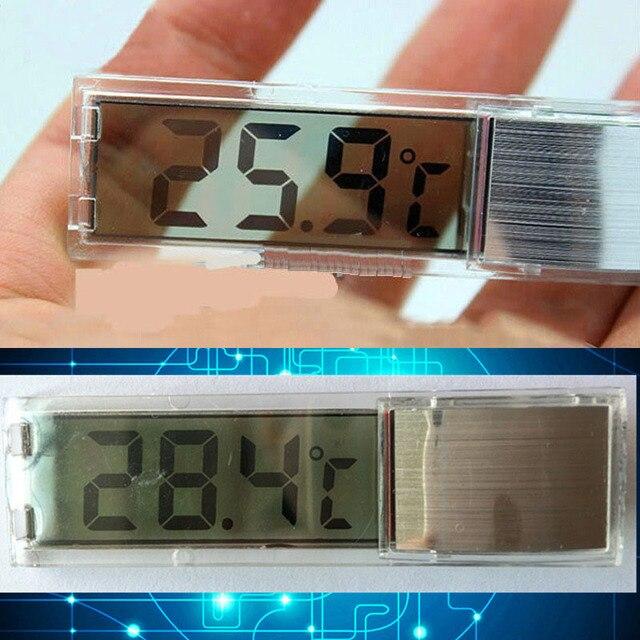 Мульти-функциональный ЖК-дисплей 3D цифровой электронный Температура измерения аквариум измеритель температуры аквариумный термометр-M25