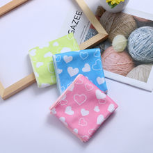 25 * 50cm Soft Microfiber Absorbent Towel Printing Child Hand Face Towel Baby Infant Newborn Washcloth Bath Towel Soft towels(China)