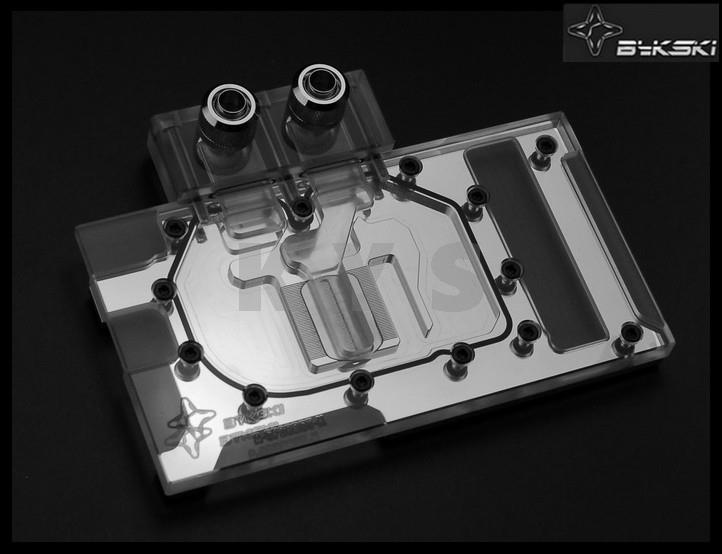 Bykski A-SP28BST-X for Sapphire 280 285 7950 With Boost VGA Water Cooling Block