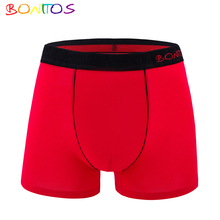 BONITOS men underwear calecon c* boxer homme sexy cotton boxer
