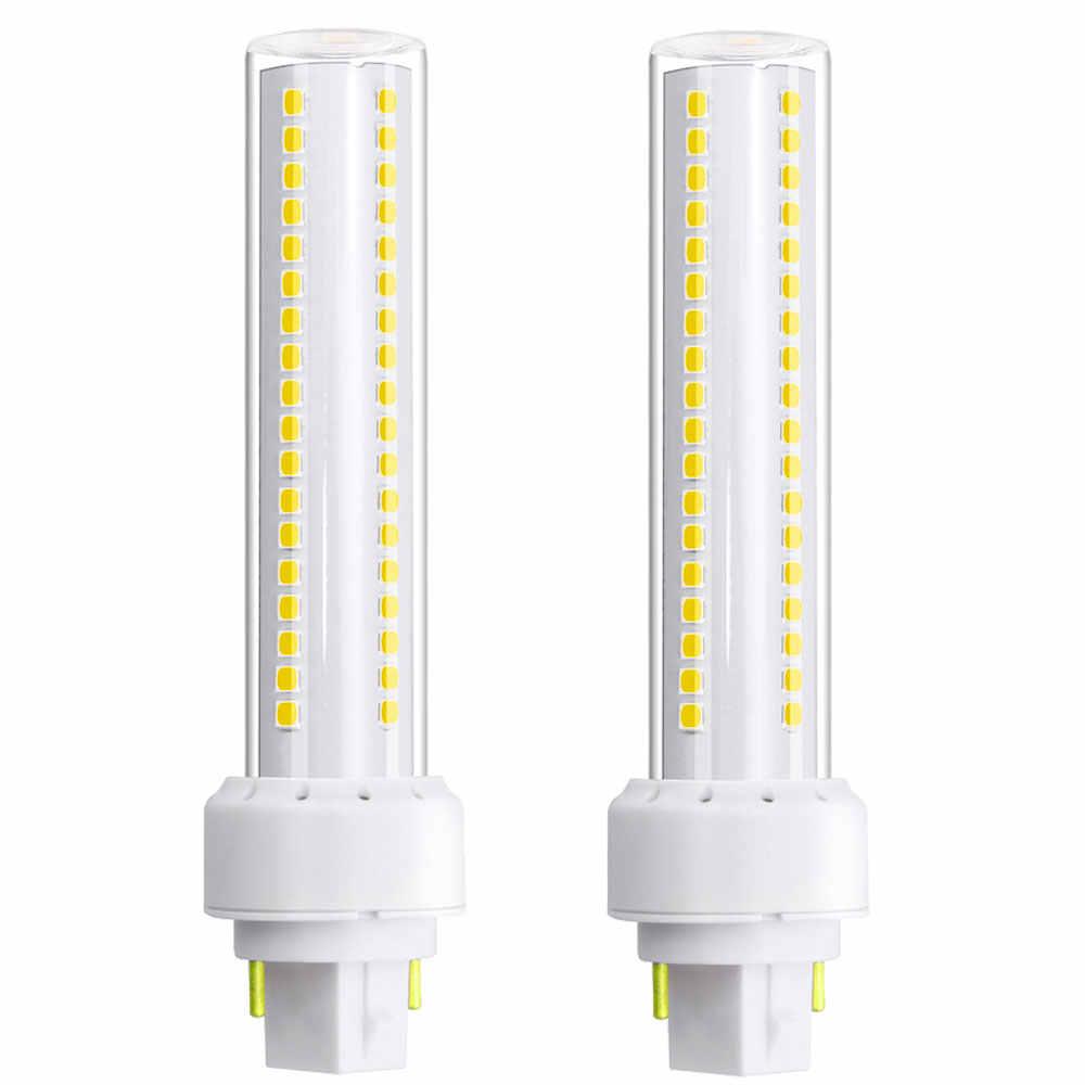 Lampadine Led G24.Led G24 2 Pin Light Bulb 12w G24q Led Pl C G24d Led Lights