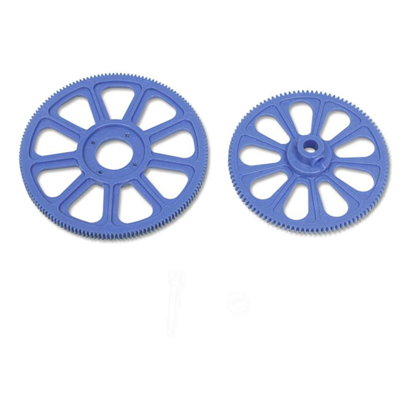 Hot Sale 2PCS Walkera V450D03 F450 RC Helicopter Spare Parts Main Gear HM-F450-Z-03 For RC Toy Helicopter Parts Accessories Accs original xlpower 520 rc helicopter spare parts canopy green replacement accessories accs for rc helicopter toy models