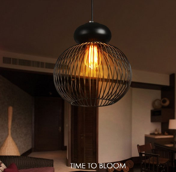 Nordic Loft Style Iron Droplight Edison Vintage Pendant Light Fixtures For Dining Room Industrial Lamp Lamparas Colgantes loft style droplight edison pendant light fixtures for dining room vintage industrial lighting hanging lamp lamparas colgantes