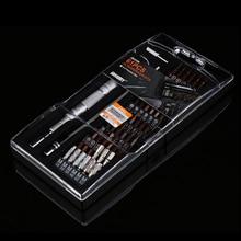 цена на Precision Screwdriver Set Magnetic Bit Set Screw Driver for iPhone X 8 8P 7 6 Phone Repair Tools Cacciavite Destornillador