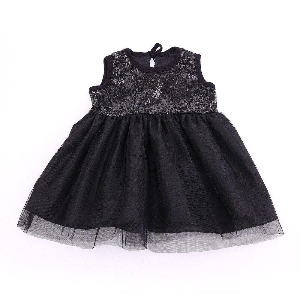 2017 Summer lace girl princess dress girl dress little girl fashion sleeveless lace school decoration childrens clothing