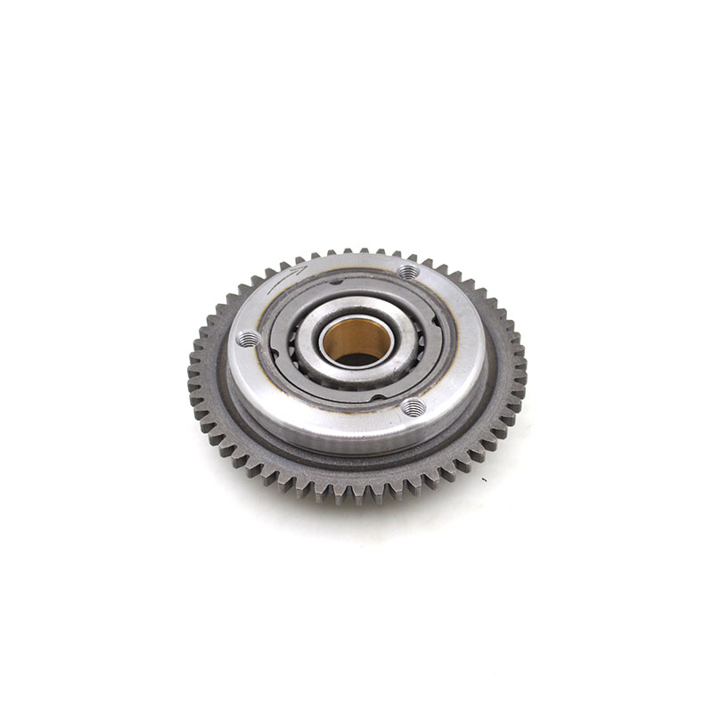 Motorcycle Starter Clutch Assembly 20 Sliding Bead For Lifan Zongshen Loncin CG200 CG250 CG 200 250 One Way Bearing Clutch