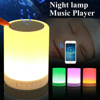 Novelty Warm White Led Usb Table Night Lamp Children S Bedside Nightlight With Motion Sensor Light