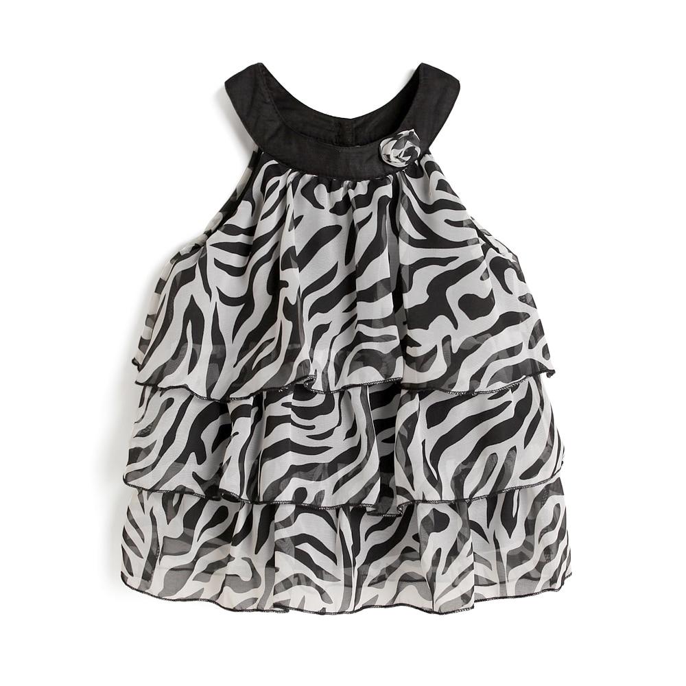 SHOWHASH Zebra cake dress Lolita style girls dresses Summer Children's Clothing Dresses for girls SHXA016-in Dresses from Mother & Kids on ...