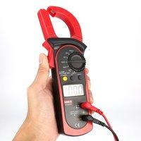 Digital Clamp Meters UNIT DC/AC Volt Amp Ohm Diode Mini Multimeter Ammeter Multitester Current Voltage Resistance Tester Probe