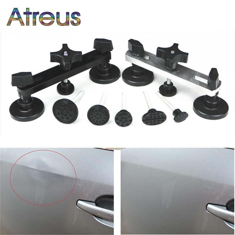 Atreus 1set Car Care Body Paint Dent Repair Tools For Audi A3 8P 8V A4 B8 B6 B7 A5 A6 C5 C6 C7 Q5 Q7 Mazda 6 3 CX-5 Mini Cooper