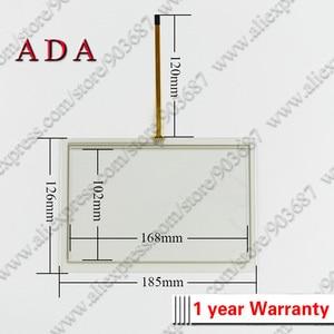 Image 2 - Ekran dotykowy Digitizer dla B & R panel zasilania PP45 4PP045. 0571 062 4PP045. 0571.062 4PP045 0571 062 dotykowy szkło panelowe