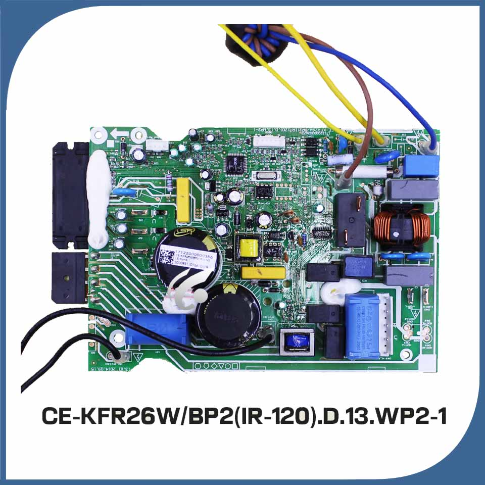 Здесь можно купить  good working Original for air conditioning Computer board CE-KFR26W/BP2(IR-120) board  Бытовая техника