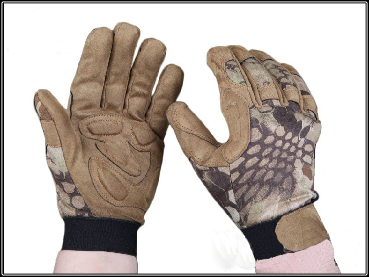 Highlander lumière avancée rappel gants Typhon lumière d'assaut gants Plein doigt Mandrake gants