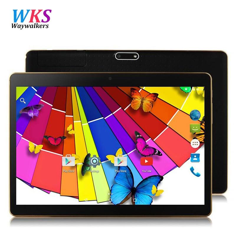Waywalkers Phone Call 3G Tablet PC 9 6 inch IPS 1280 800 MTK MT6592 Octa Core