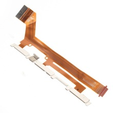 100% original For Sony Xperia M2 S50h D2303 D2305 D2306 Power on Off Button Switch Flex Cable Ribbon Repair Parts