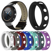 8 Color High Quality Silicone Rubber Protector Shell for zenwatch3 Case Loop Cover for ASUS ZENWATCH 3-in Smart Accessories from Consumer Electronics on Aliexpress.com | Alibaba Group