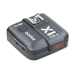 Image 2 - Godox X1T Transmitter Series TTL 2.4G HSS Camera Flash Speedlite Trigger For Canon NIkon Sony Olympus Fujifilm Lumix Panasonic