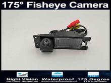 1080P Reverse Camera 175 Degree Car Rear view Camera For Opel Astra H J Corsa D Meriva A Vectra C Zafira B FIAT Grande Insignia lyudmila wireless camera for chevrolet astra h corsa c vectra c viva g zafira b car rear view camera hd reverse camera