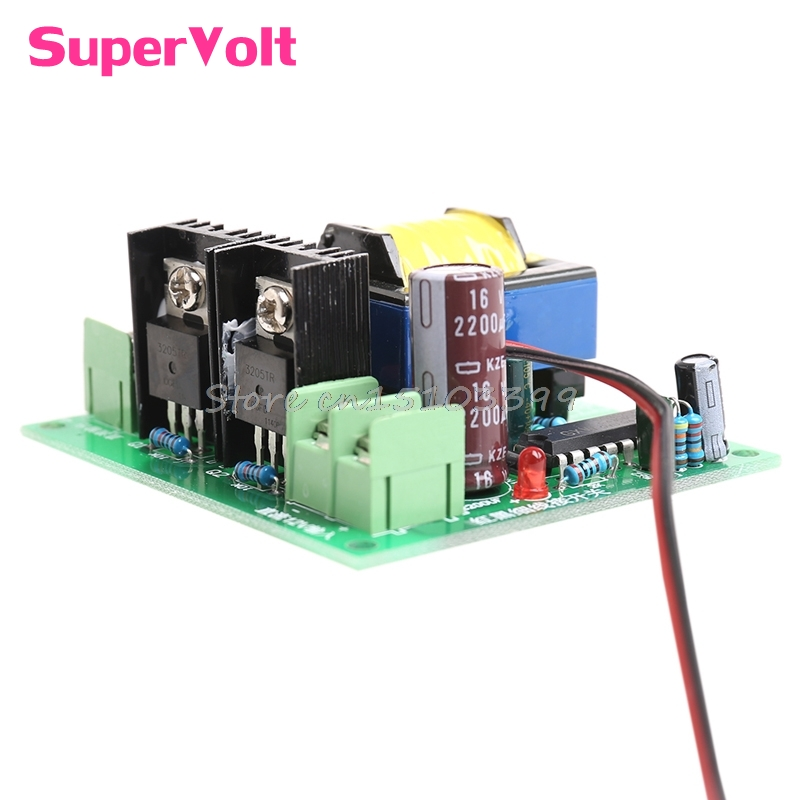 DC-AC Converter 12V to 110V 200V 220V 280V 150W Inverter Boost Board Transformer G08 Drop ship