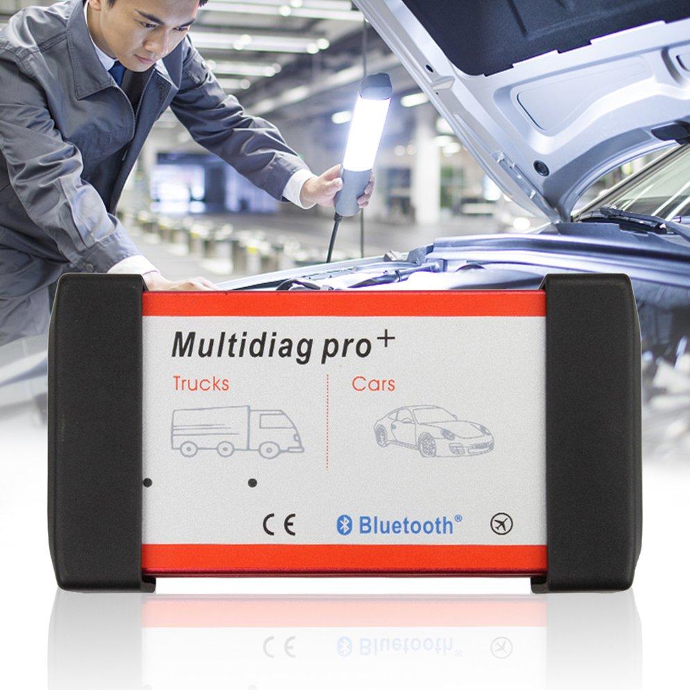 Outil de Diagnostic professionnel Multidiag Pro + Scanner de Diagnostic OBD équipement de Diagnostic complet pour camion de voiture