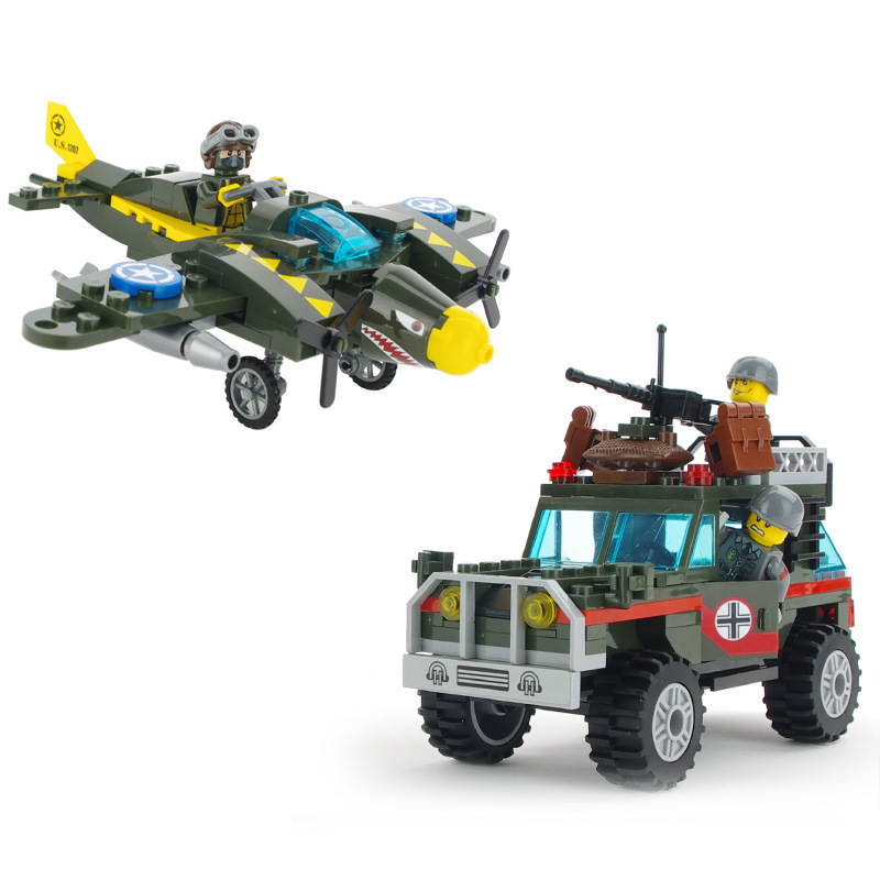 E Model Compatible with Lego E1707 241pcs Jeep Models Building Kits Blocks Toys Hobby Hobbies For Boys GirlsE Model Compatible with Lego E1707 241pcs Jeep Models Building Kits Blocks Toys Hobby Hobbies For Boys Girls
