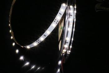 DIY LED U-HOME High CRI95+ LED Strip Light SMD5630 Daylight White 5600K Nonwaterproof for Camera DIY Photography Panel Light цена 2017
