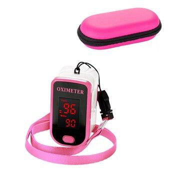 Drop shipping Digital Finger Pulse Oximeter  Blood Oxygen a Finger SPO2 PR PI Oximetro de dedo Portable Oximeter Health Care