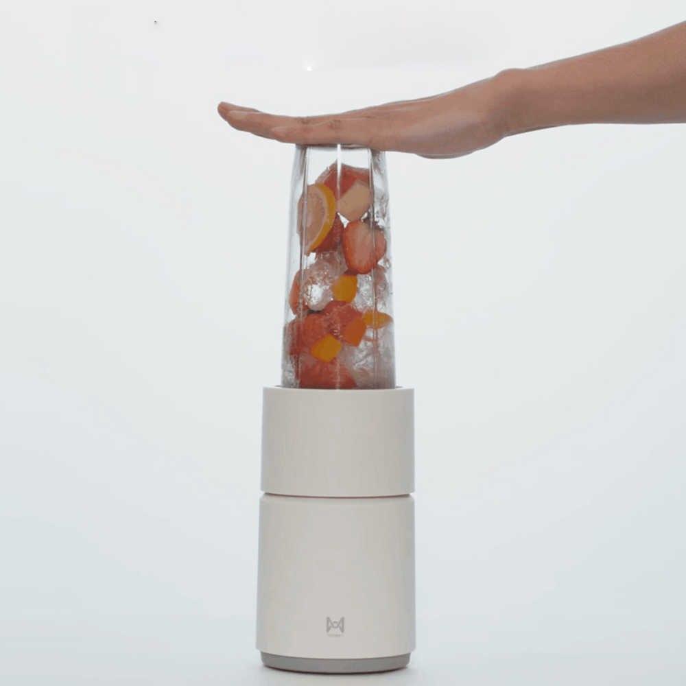 Xiaomi pinloフルーツ野菜の調理機ミニ電気フルーツジューサーフルーツスクイーザ家庭用旅行ジューサー