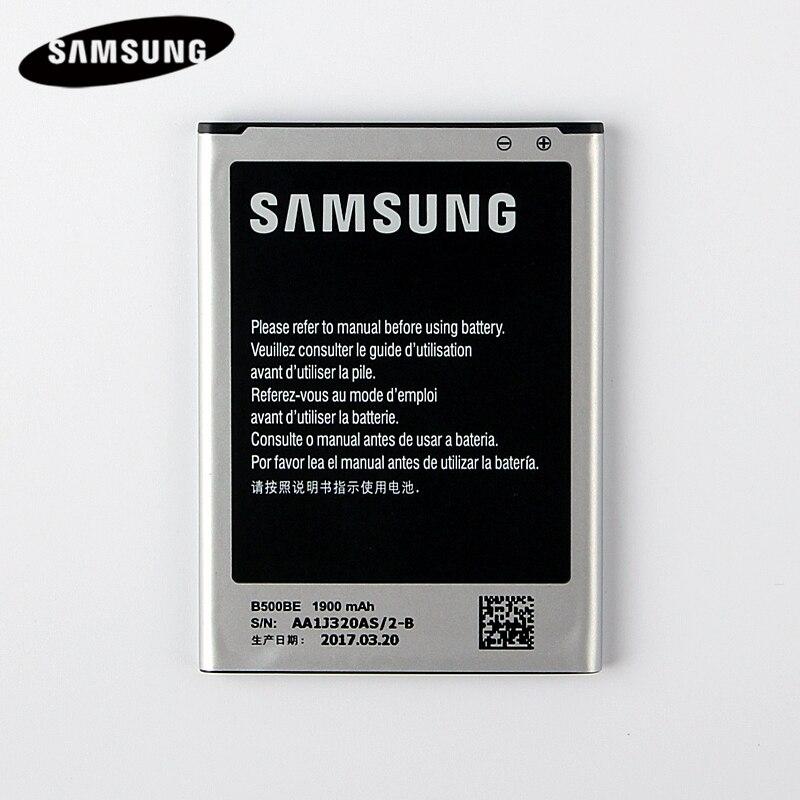 d7d6a3a8860 100% Original Replacement Battery B500BE For Samsung GALAXY S4 Mini I9190  I9192 I9195 I9198 Genuine Batteries 1900mAh