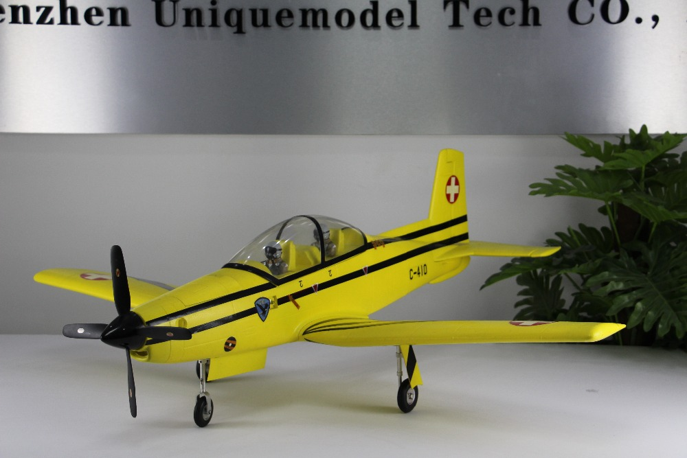 Buy pilatus pc 9 warbird trainer electric for Model airplane motors electric