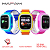 MAFAM GPS Smart Watch Smartbaby Watch Q90 With Wifi Touch Screen SOS Call Location DeviceTracker For
