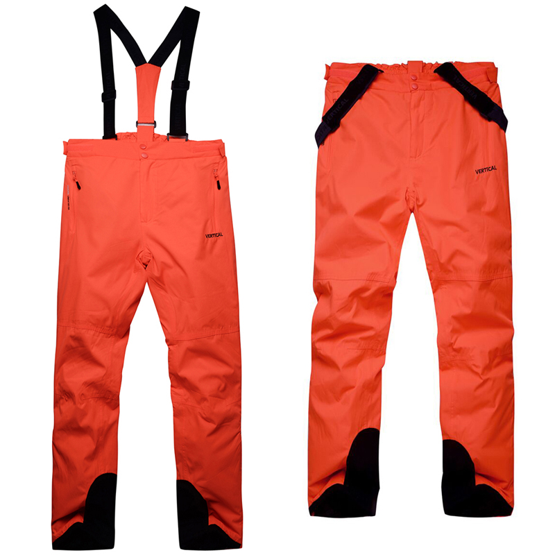 2017New winter ski pants men and women couples outdoor board snow pants waterproof waterproof warm free delivery  S M L XL XXL free delivery auger new engine computer board ecu e3002024 20