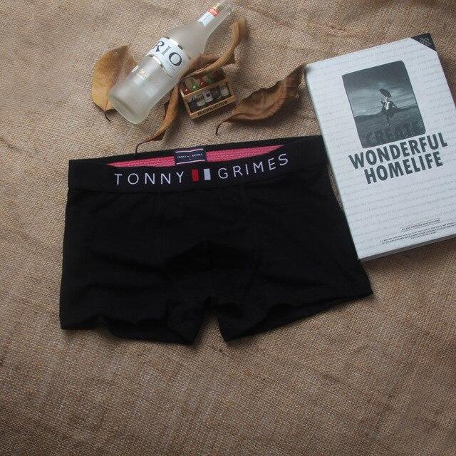 5 pièces offre spéciale mode hommes boxeurs Shorts coton Sexy sous-vêtements hommes de haute qualité respirant élastique Boxer sous culotte