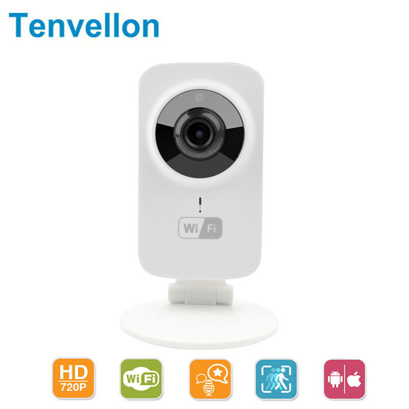 HD Mini Wifi IP Camera Wireless 720P Smart P2P Baby Monitor Network CCTV Security Camera Home Protection Mobile Remote Cam цена 2017