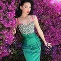 Бесплатная доставка Le palais урожай элегантный урожай классический плиссированные с бантом all-матч высокая талия бедра тонкий юбка карандаш