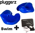 ***custom-made***Pluggerz swim reusable earplugs water proof