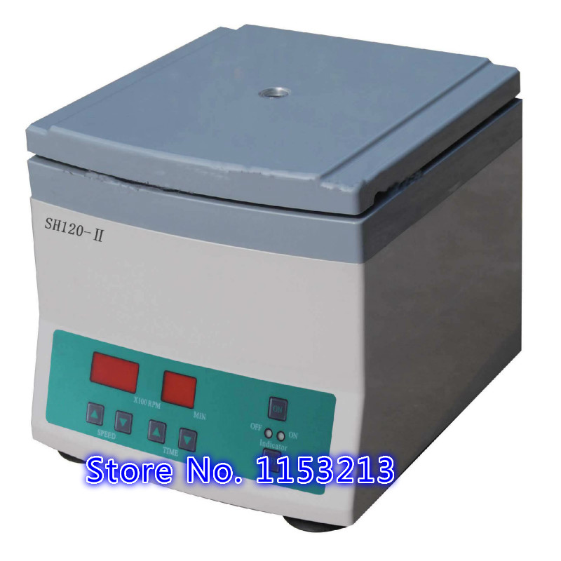 SH120-II Hight speed microhematocrit centrifuge lab Clinical PRP treatment Trace blood centrifuge for 24 placer capillaries prf centrifuge platelet rich fibrin centrifuge blood prf for detistry maxillofacial surgery orthopedics plastic surgery