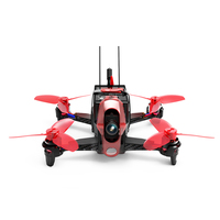 Walkera Rodeo 110 RC Quadcopter 110mm Mini FPV Racing Drone RTF 5.8G 600TVL / 2.4GHz 7CH 6 axis Gyro / F3 FC RC Helicopters