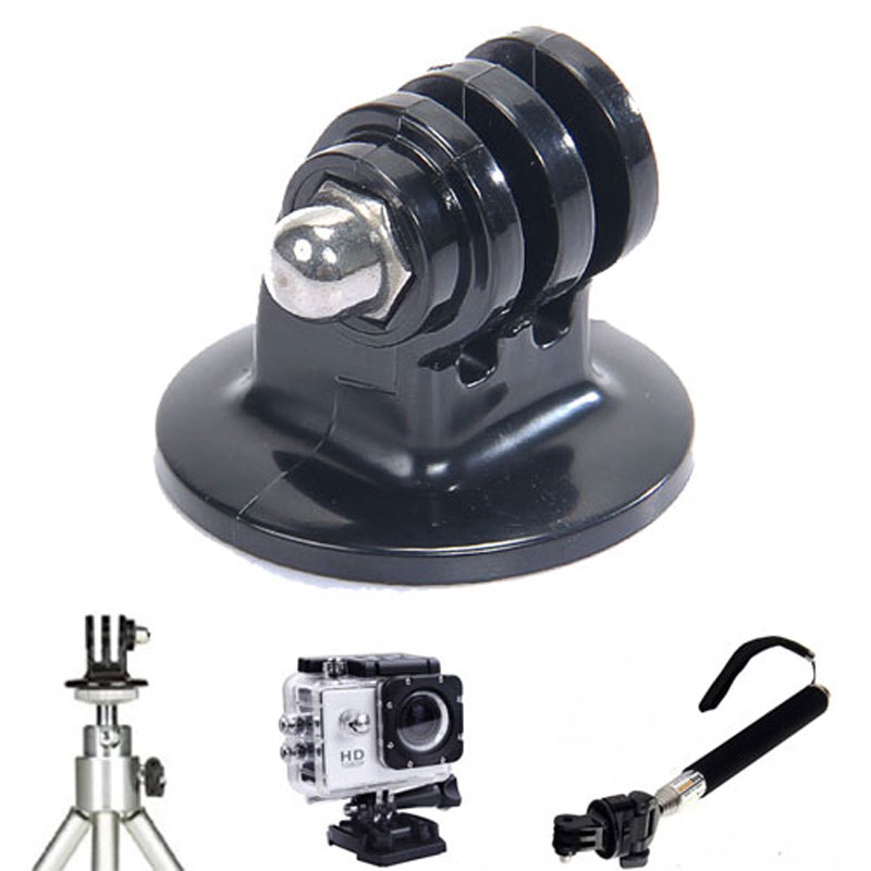 Professional Handheld Monopod Mini Tripods Holder Mount Adapter for Gopro Camera HD Hero 3 3+ 4 Xiaomi YI Sjcam Accessories