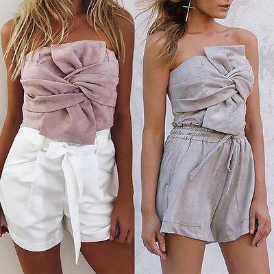 Vest Fashion Women Sleeveless Summer Top Blouse Casual Tank Tops Shirt Blause shirts