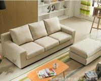 Высокое качество Европейский гостиная ткань диван 2779