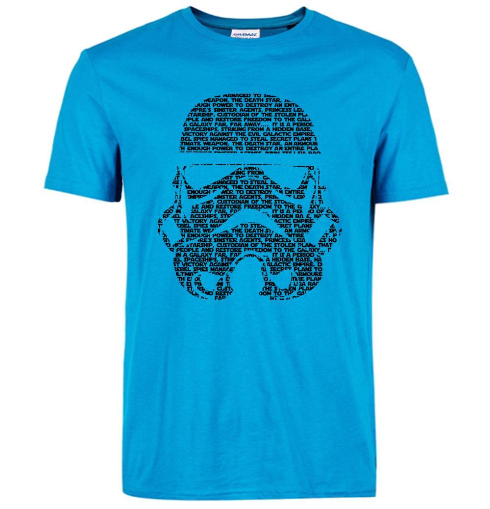 2019  Men T Shirts star wars tees harajuku Man streetwear t-shirts Cotton short sleeve camisetas brand clothing fitness tops