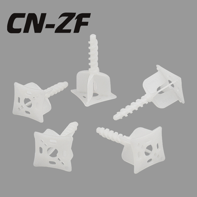 CN-ZF Tile Leveling System 1.5mm 50 Straps Cross Spacers Clamps Clips Flat Gap Tiling Leveler Alignment Tools For Leveling Tiles